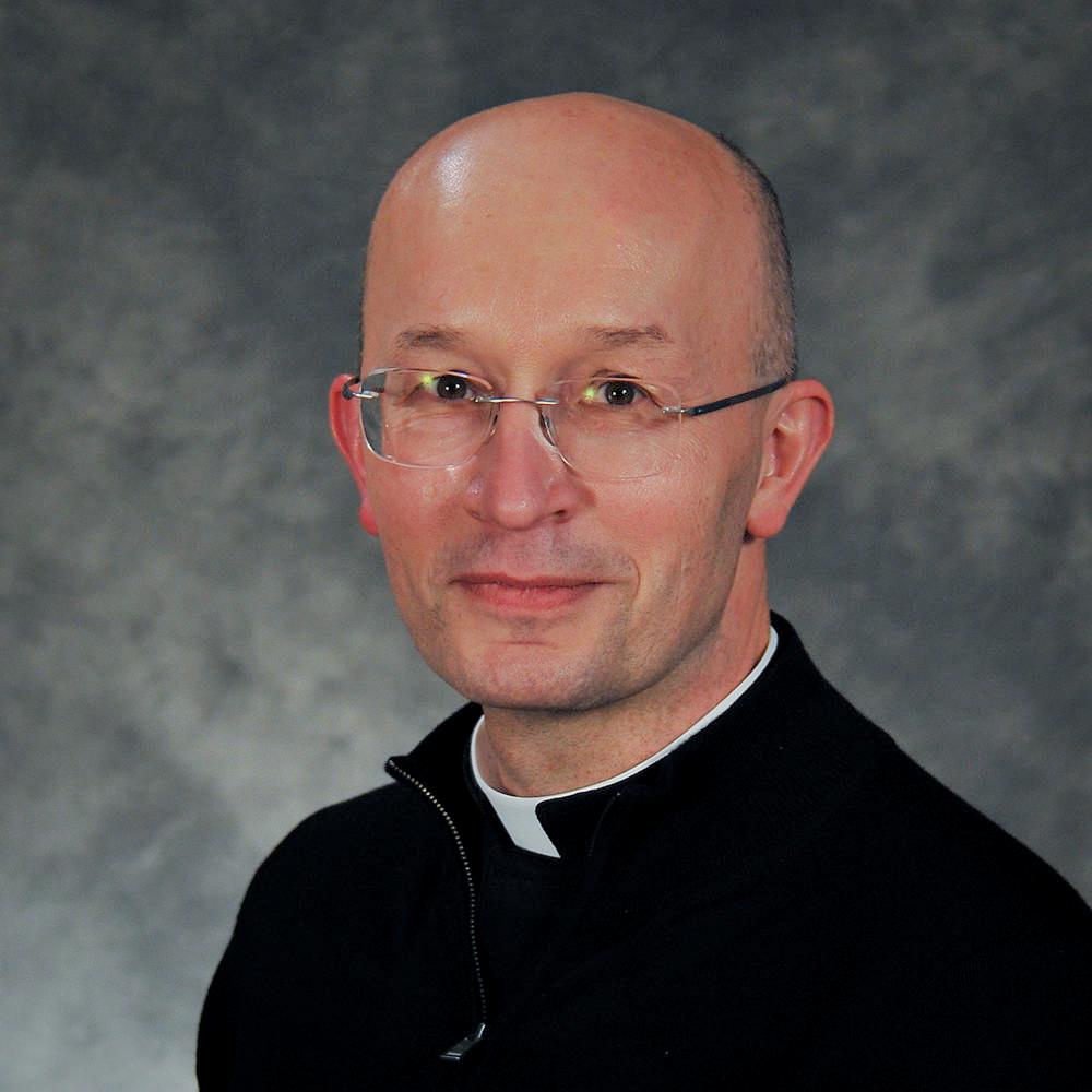 Fr. Jürgen Wegner, US District Superior