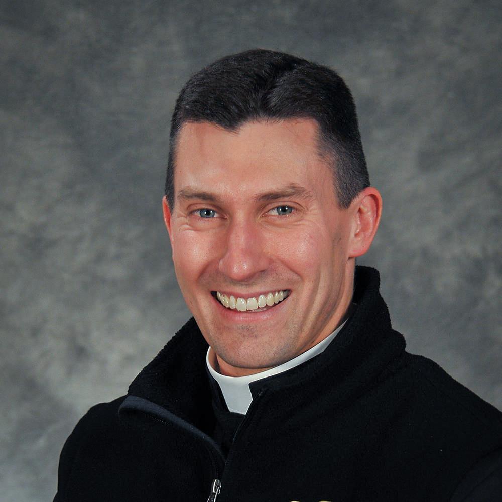 Fr. Patrick Rutledge, Rector, SMAC