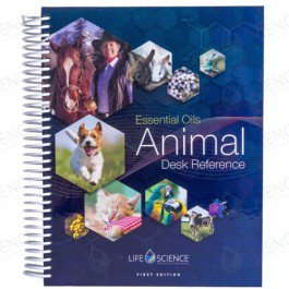 ANIMAL DESK REFERENCE   This amazing, full color work is packed full of invaluable, never before seen information on how to use essential oils with your animals.