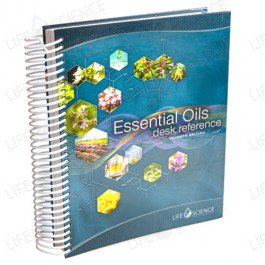 LARGE DESK REFERENCE   The 7th Edition of the Essential Oils Desk Reference is your comprehensive guide to the immense properties and capabilities of pure essential oils. This all-inclusive guide combines the factual findings of scientific research with tried-and-true methods for best use.