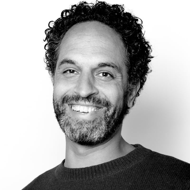 Karim Mareek - Founder Teach to Fish