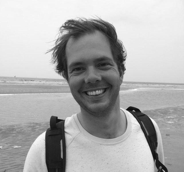 Thijs Visser - FounderBack to the Wild