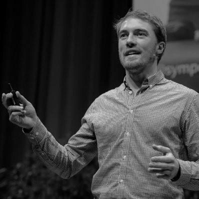 Simon Bushell - Founder & CEOSympower