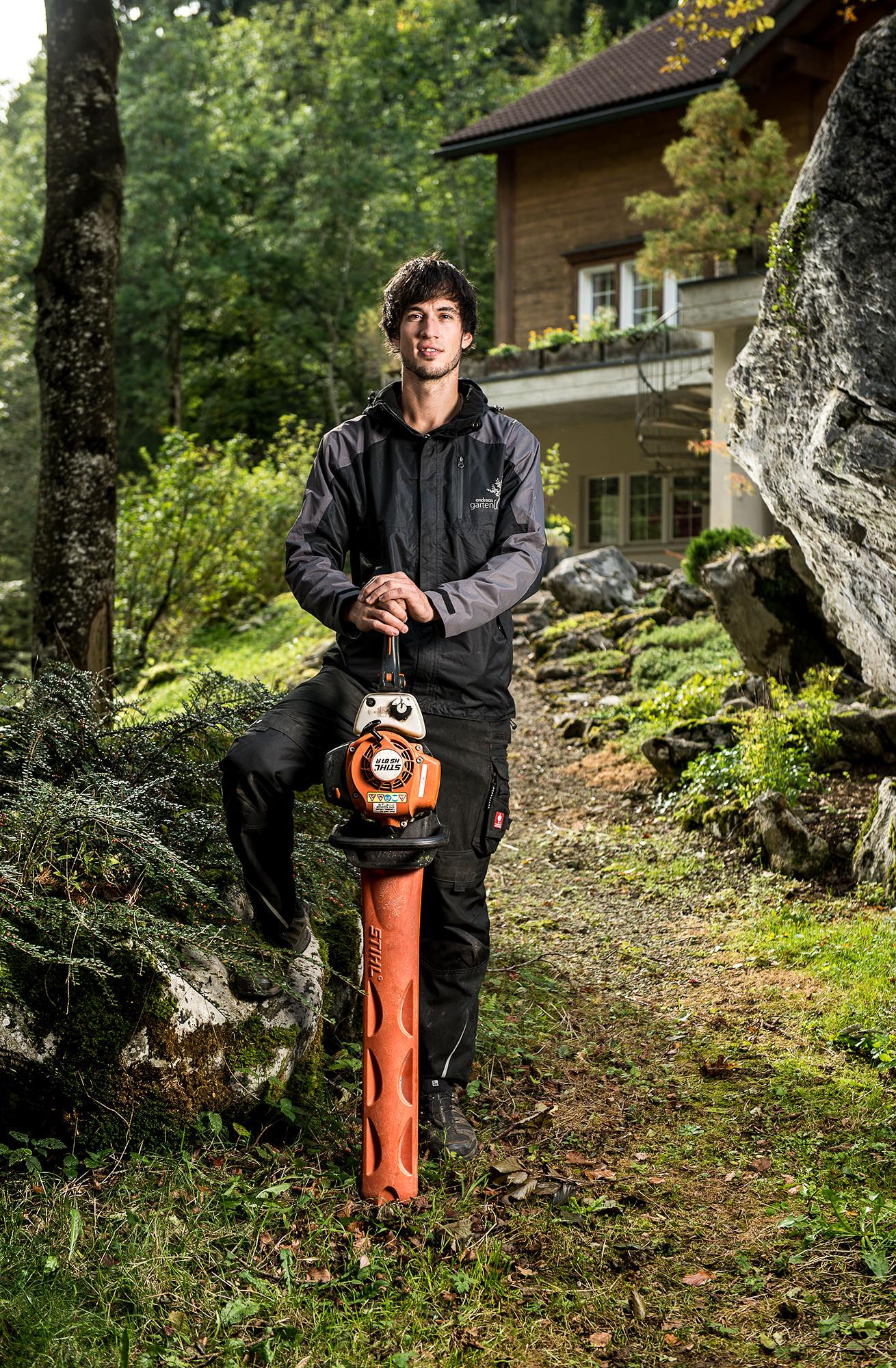 Andreas Signer für Swiss Life