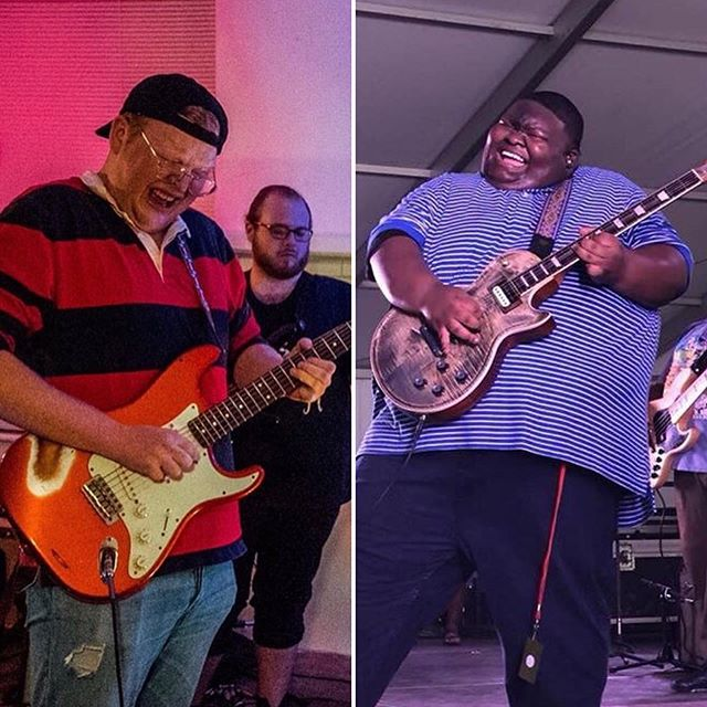 Ohhhh man, I'm pumped to announce I'll be supporting @_theycallmekingfish on July 19th in St Louis! Looked up this guy for years. I guarantee it'll be a night of guitar faces. Peep us at the rooftop of the @angadartshotel