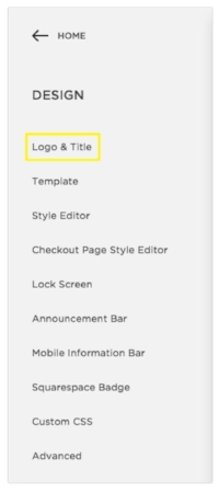 How to add Favicon To Squarepace