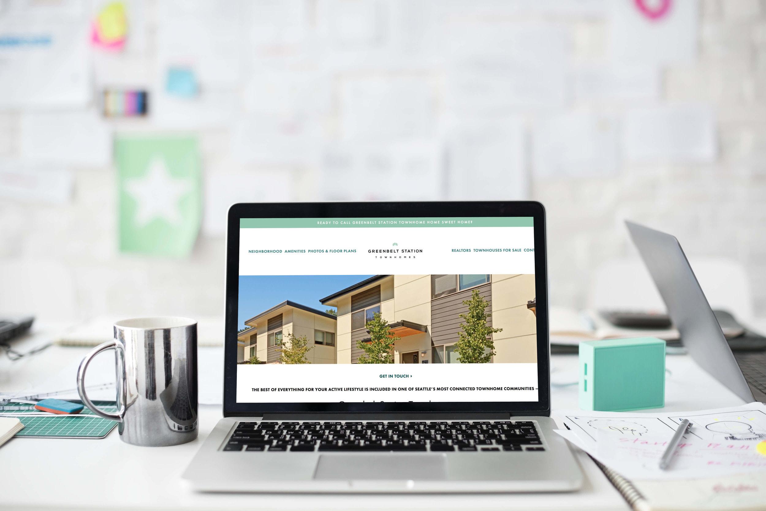 Single Property Website Design