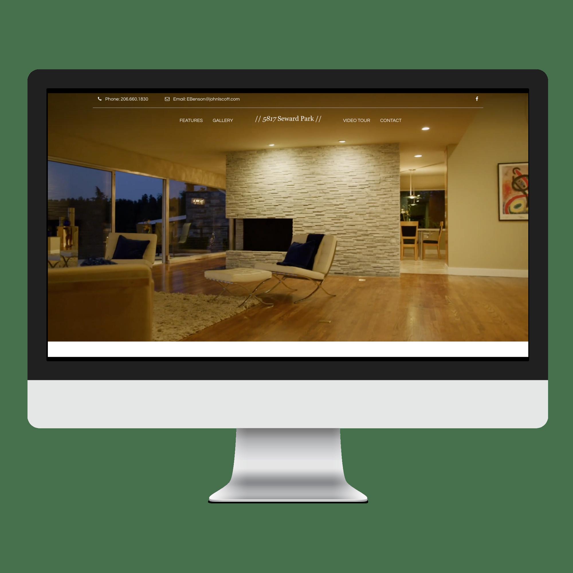 Single-Property Website-Design