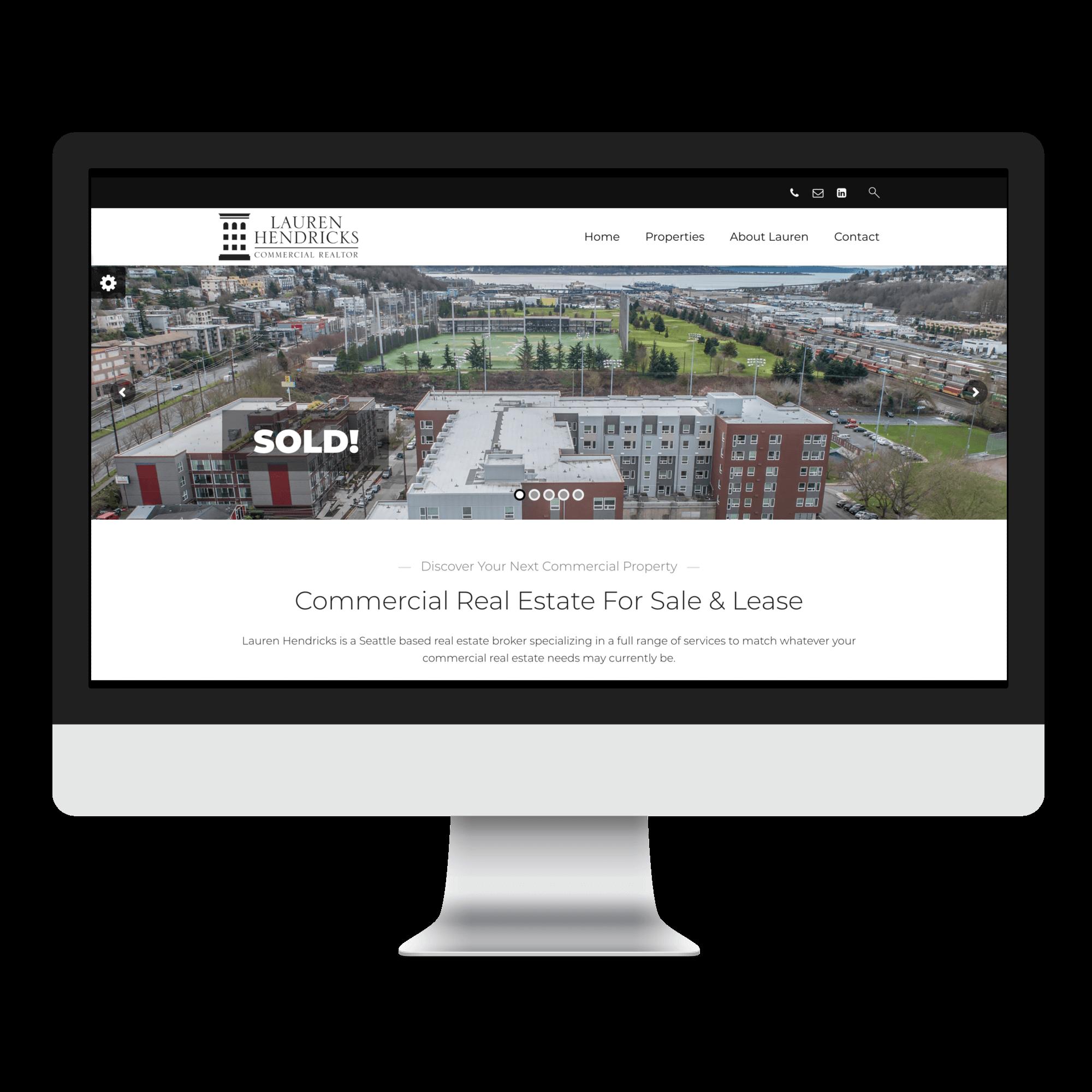 Real Estate Website Maintenance