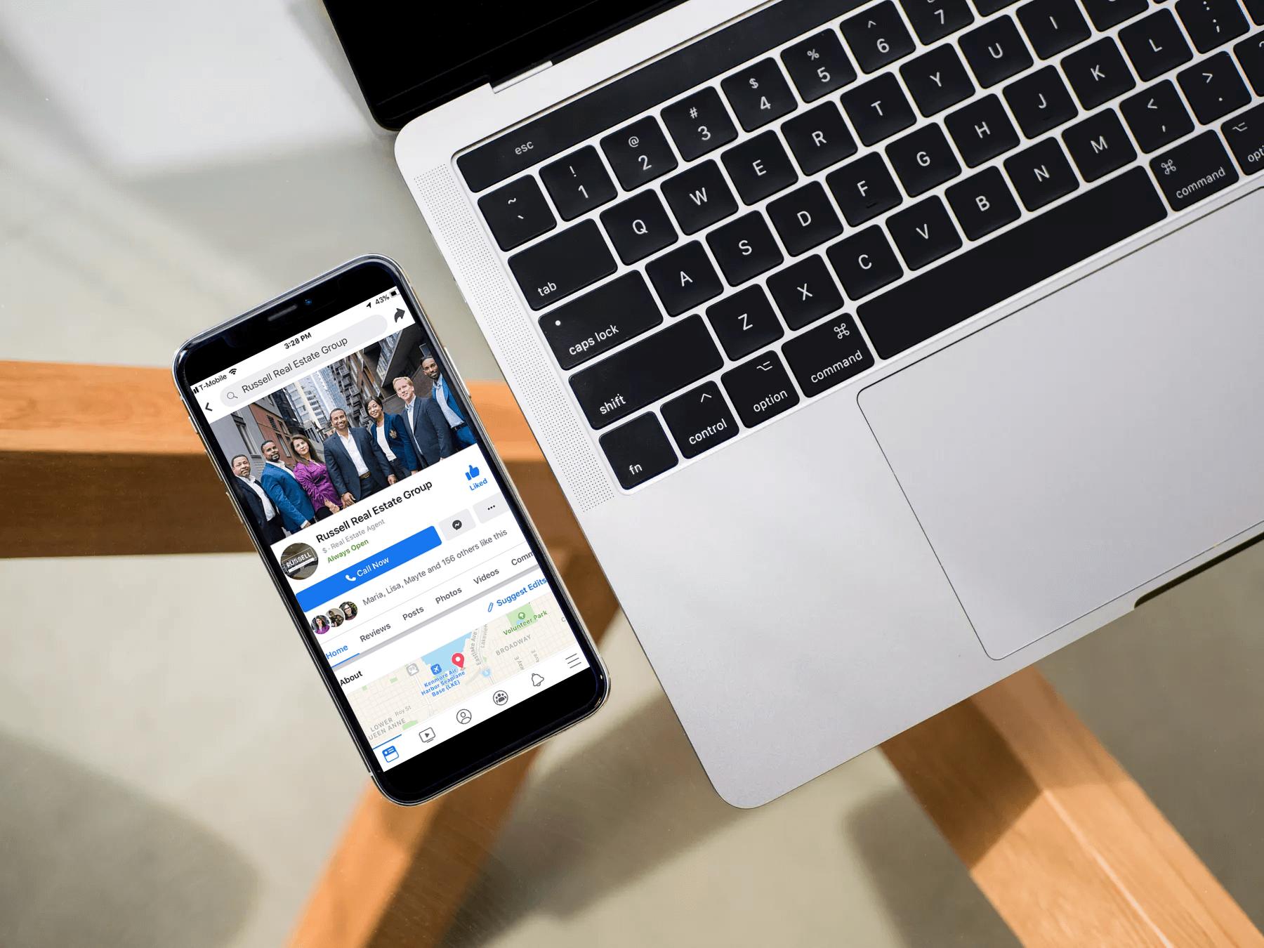 Real Estate Social Media Marketing | Seattle WA