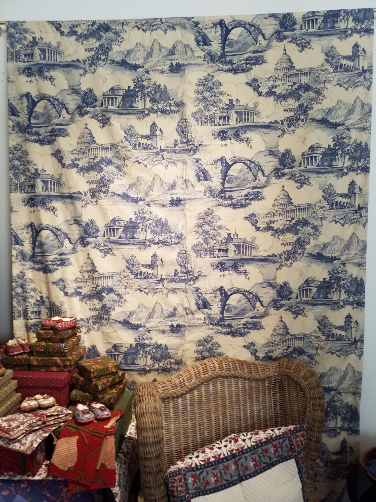 Federal toile