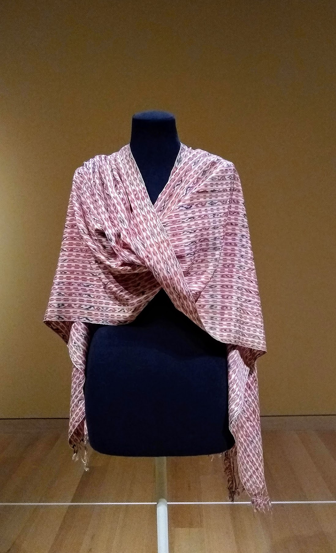 Rebozo similar to one Frida would have worn