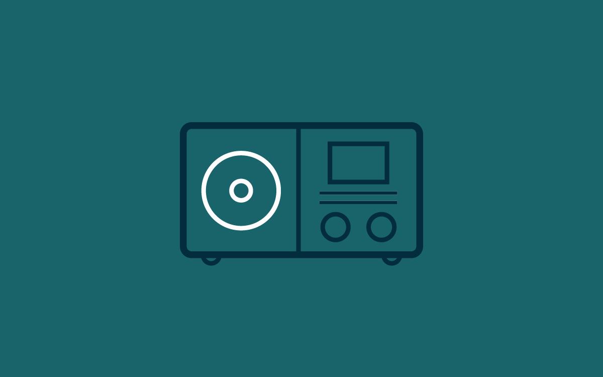 """- LydCoax høyttaler3.5"""" bass/mellomtone1"""" diskant Akustisk optimert stoff-front"""
