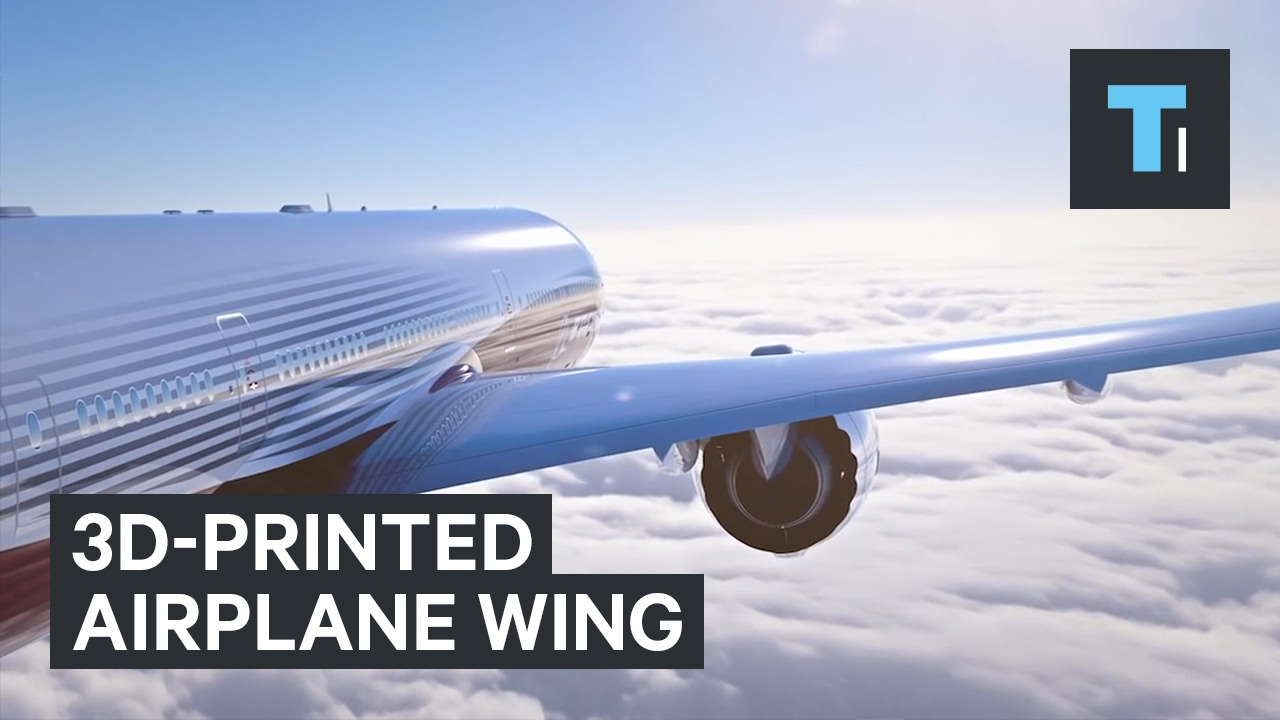 boeing 3d printed plane parts