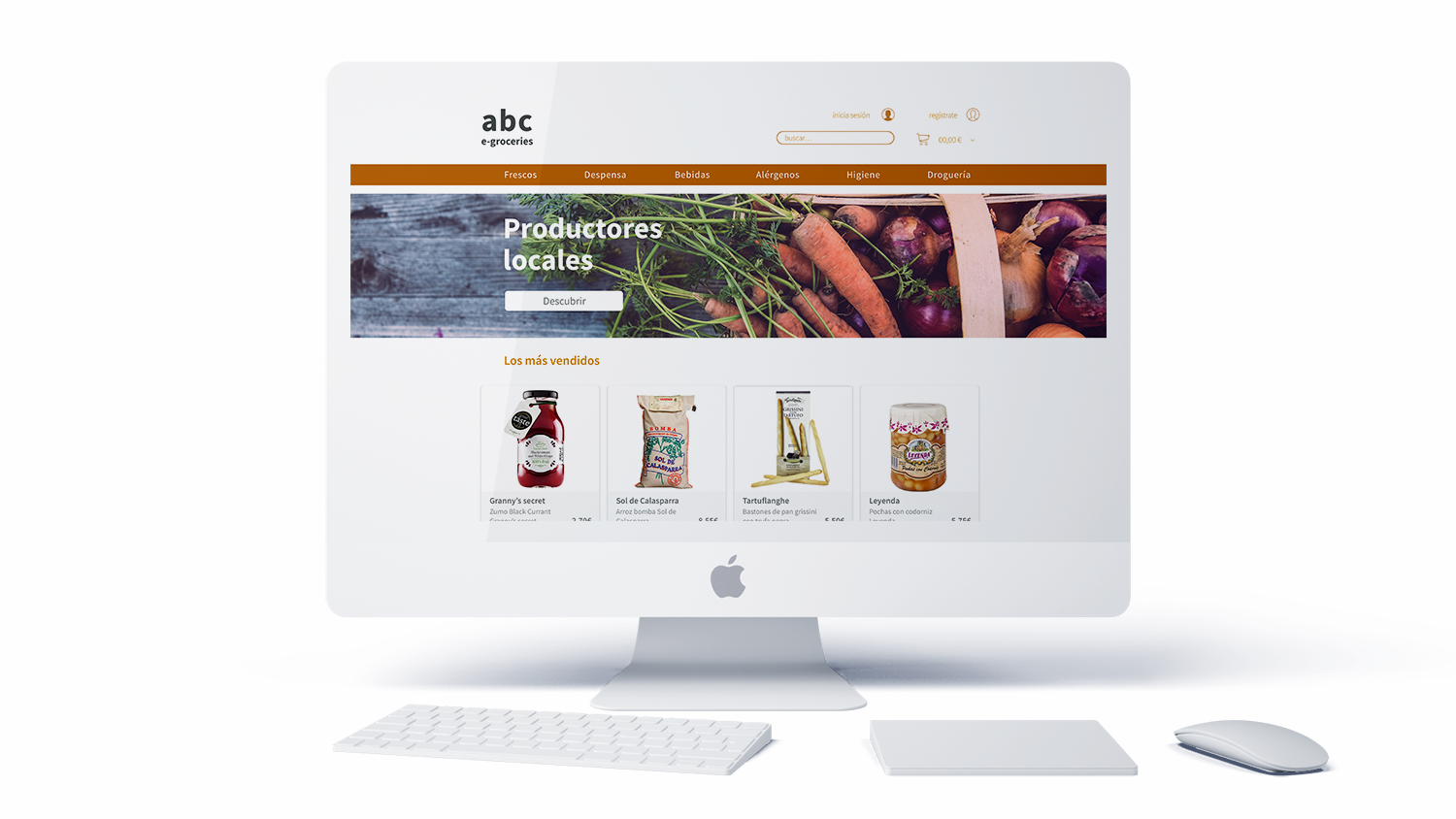 A new concept of supermarket - An improved shopping experience