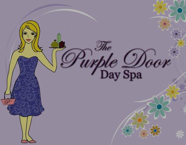 https://www.facebook.com/The-Purple-Door-Day-Spa-291023294428/
