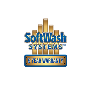 At Queen City SoftWash, we provide the necessary service to maintain a spot-free absence of dark molds and mildews from the clients roof for a period of 12 months from the original date of cleaning...