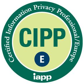 Aspyrian is CIPP/E accredited.