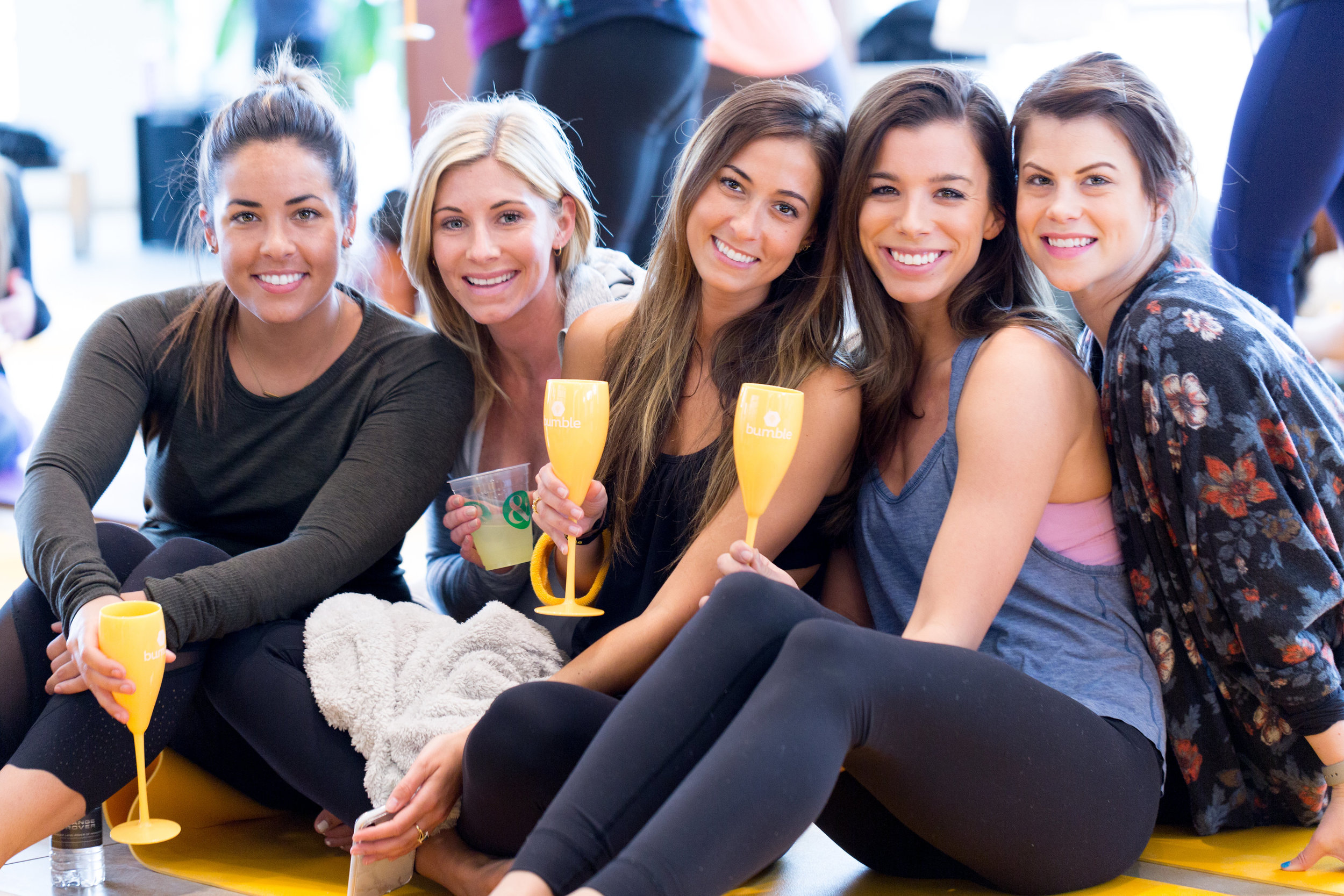 Mimosas & Mantras was held at  Luther Jaguar Land Rover Minneapolis .