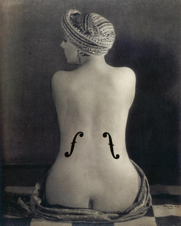 Le Violon d'Ingres - Man Ray (1924)