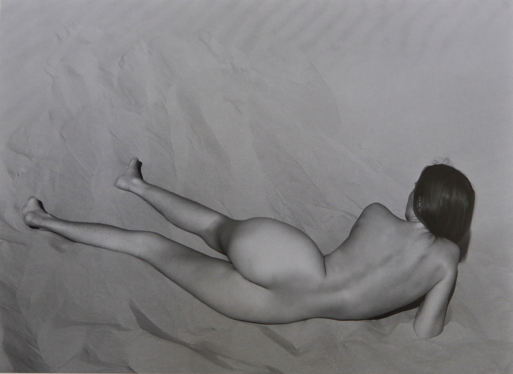 Nude on Sand - Edward Weston (1936)
