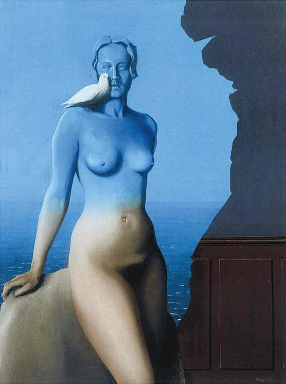 Black Magic - Rene Magritte (1934)