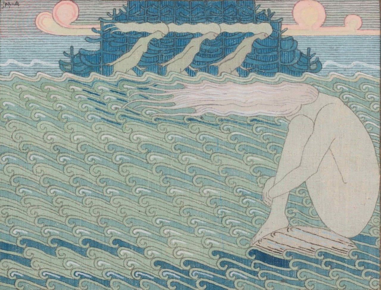 Kalevala by Joseph Alanen (1919-1920)
