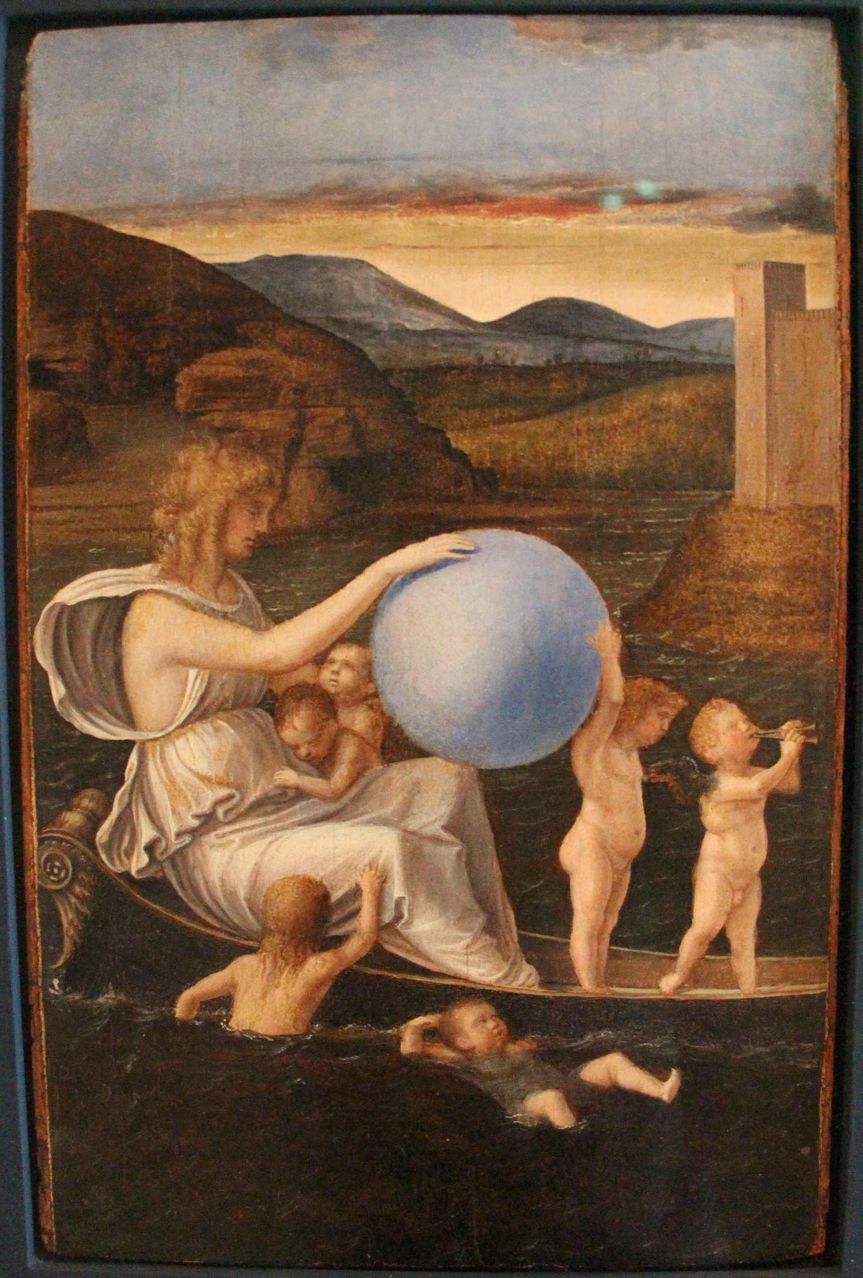Andrea Previtali E Giovanni Bellini, Allegorie, (1490 ca)