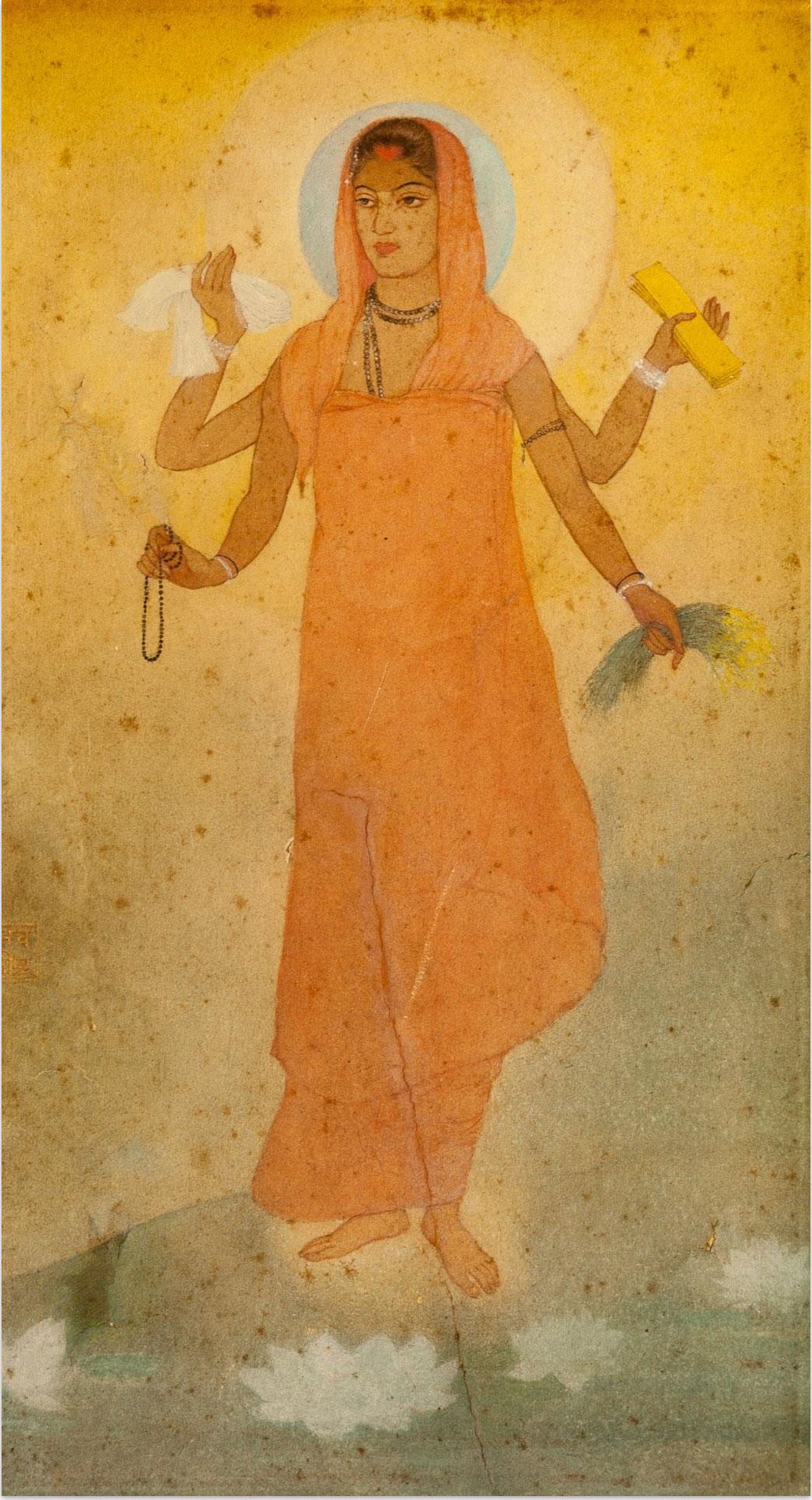 Bharatmata - Abanindranath Tagore (1905)