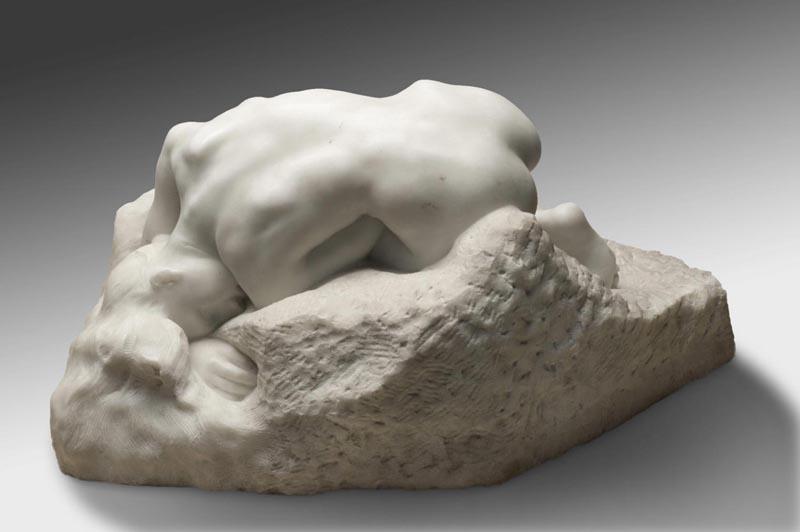 Danaïd - Auguste Rodin (1889)