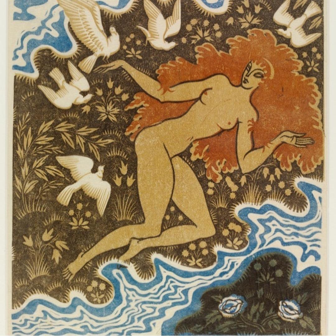 Cythera -  Austen, John Archibald (1930)
