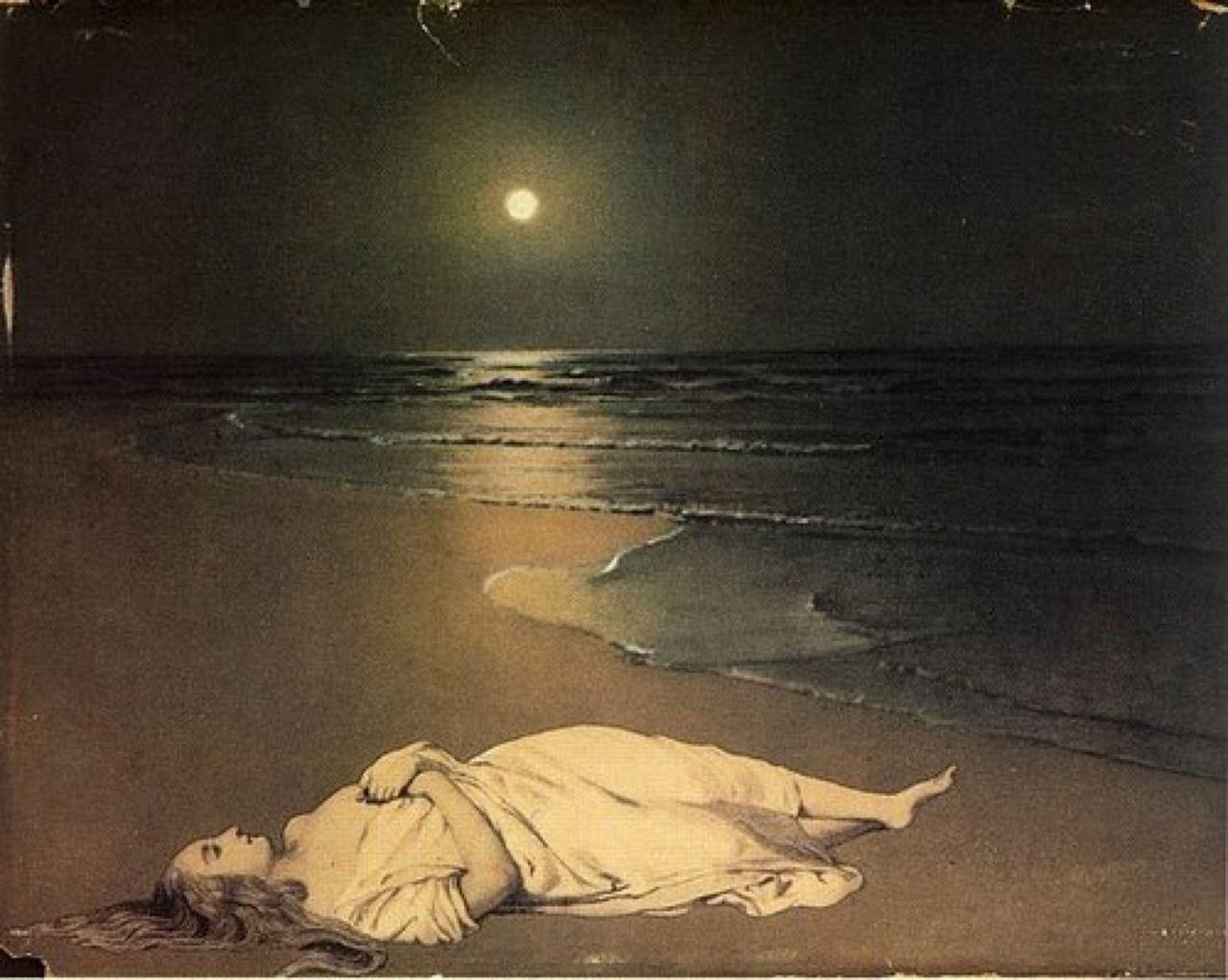 'La Lune' - jacques Prevert