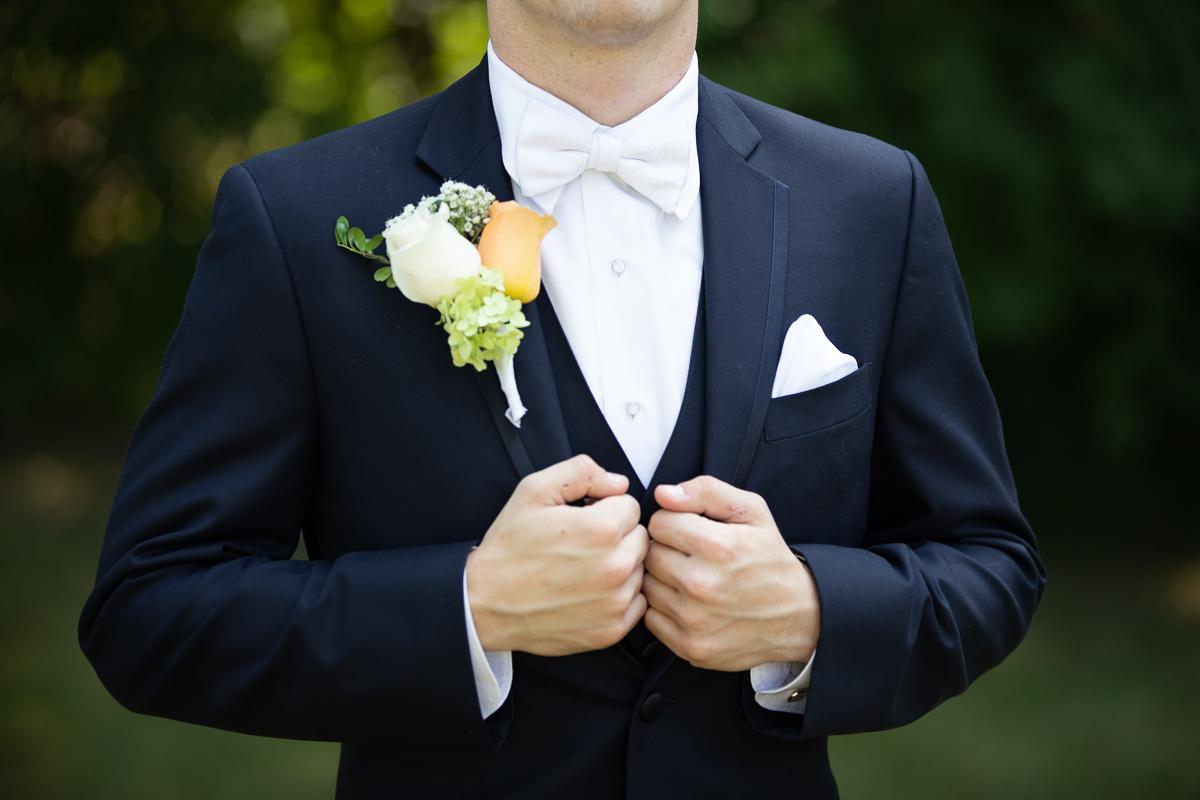 Groom formals.