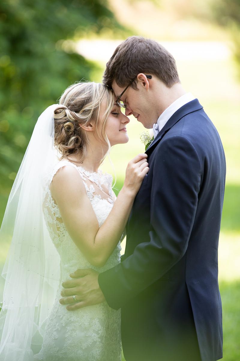 Bride and groom formal photos.