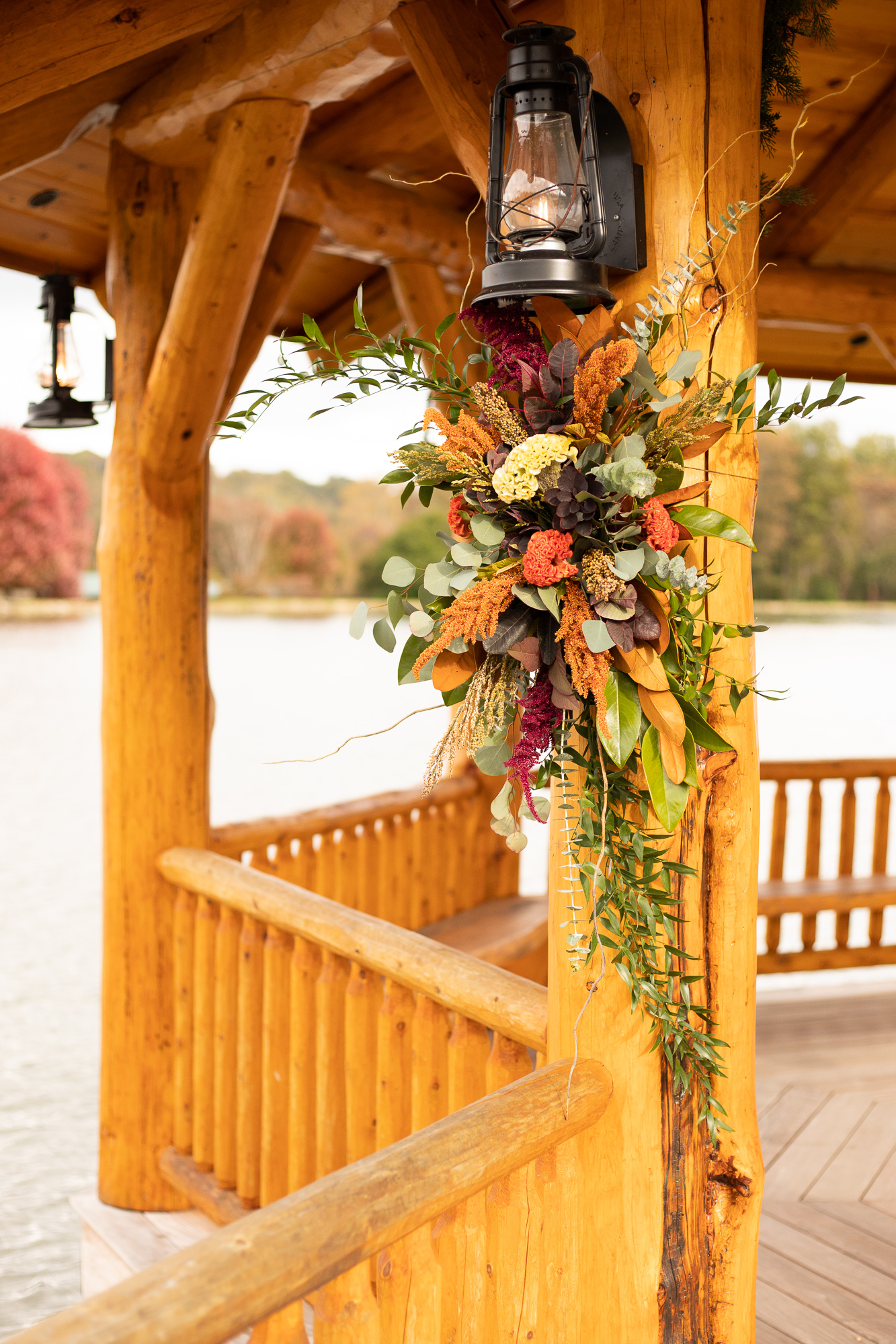 Posies by Patti flowers at The Gathering Place autumn styled shoot