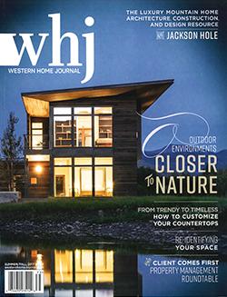 Western Home Journal Summer 2017
