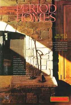 Period Homes Magazine cover