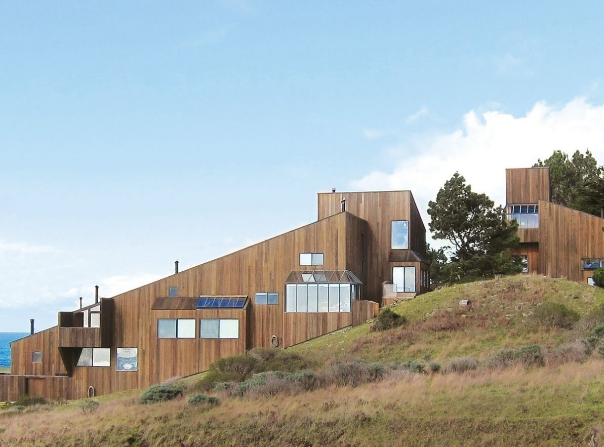 The Sea Ranch - © Jim Alinder / courtesy of Jim Alinder and Princeton Architectural Press