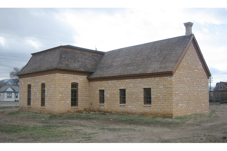 Old Rock Church