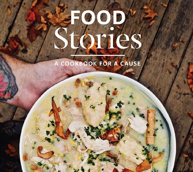 If you were ever going to support a Kickstarter Campaign, this is the one! @foodforallcanada and @foodstoriescookbook need your help to get to print and now is your chance to get their gorgeous cookbook at a stellar discount with cool rewards.  _ Featuring Chef Matty Kane and Chef Lisa Ahier of Tofino along with 18 other remarkable chefs from the West Coast, this book is loaded with interesting stories, humble recipes and stunning photography. And the best part...? 100% of net profit will go to @abetterlifevan who provide dignified meals to the less fortunate in Vancouver's Downtown East Side.  _ To get your hands on this unique, collaborative cookbook for a cause, click the link in our bio!  _ Edited and photographed by @the.curatorialist _ #shedfaced #shedtofino #merch #logo #design #vancouverisland #tofino #tofinobc #yourtofino  #hellobc #foodie #westcoast #destinationbc #eattofino #Shedfaced #takeout #shed #shareyourshed #pingpong #shedrestaurant #kickstarter