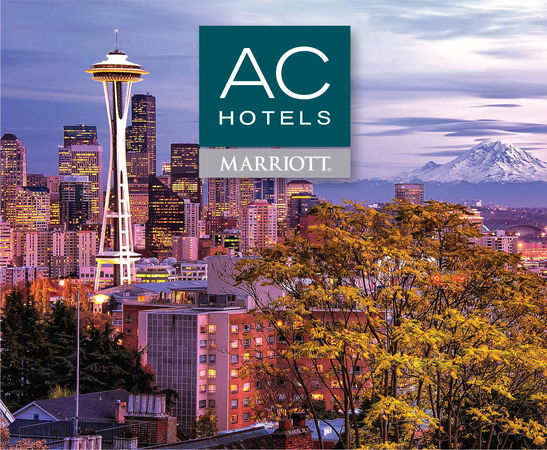 AC Hotel Seattle DowntownSeattle, WA - High Street has partnered with White Peterman Properties and William Harris Investors to develop a 200-key AC Hotel by Marriott in Downtown Seattle. Located in the heart of the 10+ million square feet of Amazon offices, the development site sits on Yale Avenue at the intersection of the South Lake Union and Denny Triangle neighborhoods.AC Hotels are designed to attract the next generation design-conscious business traveler who seeks a sleek, modern hotel with unique European touches. With hotels across Europe, North America, and South America, AC Hotels by Marriott properties are located in destination, downtown, and lifestyle centers.