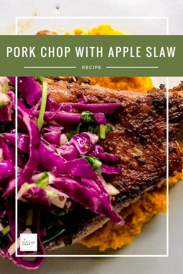 Pork Chops with Carrot Puree with Apple Slaw.jpg