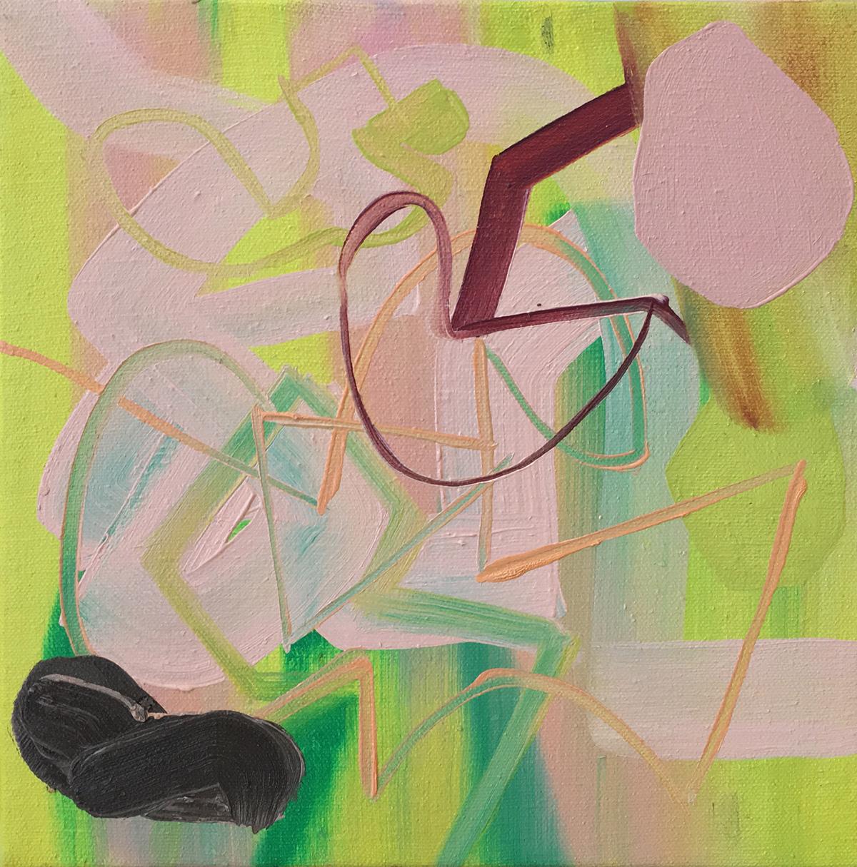 Jennifer LefortUntitled - 2014oil on canvas10 x 10 inches