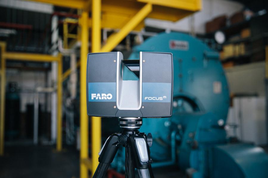 3D LaserScanning -