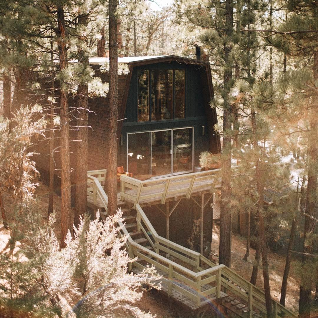 Image via Big Bear Treehouse