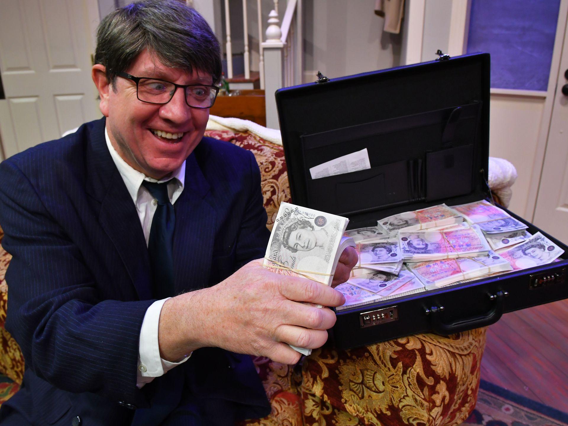 FUNNY MONEY -