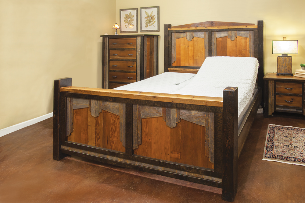 breakfast in tempurpedic bed - green gables bed.jpg