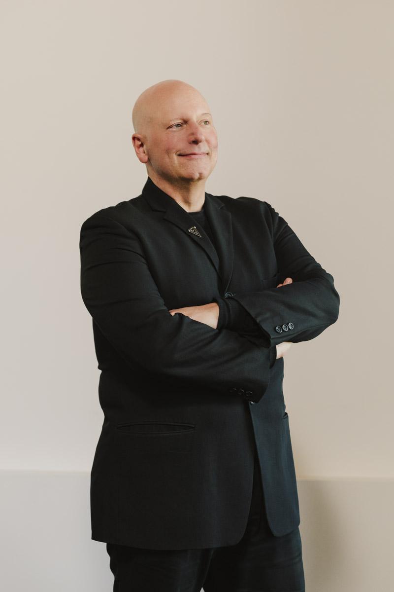 Dirk Denison, FAIA, MCHAP Director    →  Founding Principal