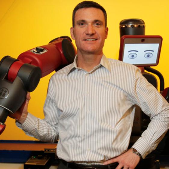 Scott Eckert   CEO, Rethink Robotics