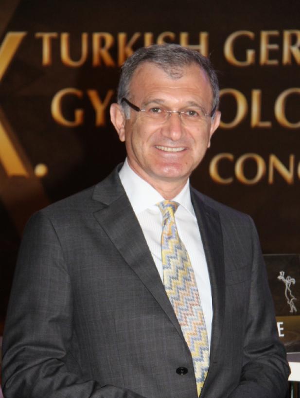Dr. Cihat Ünlü - International Recipient